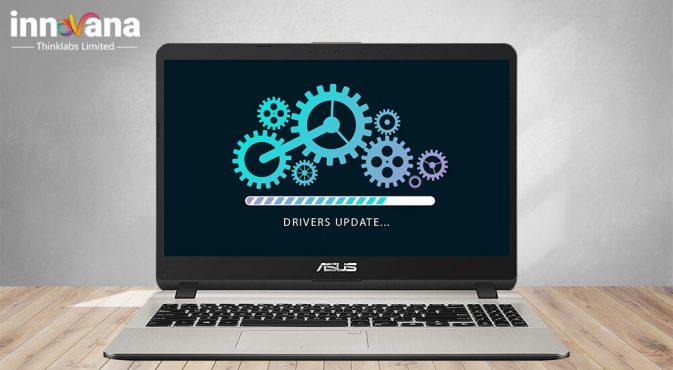 Asus driver update