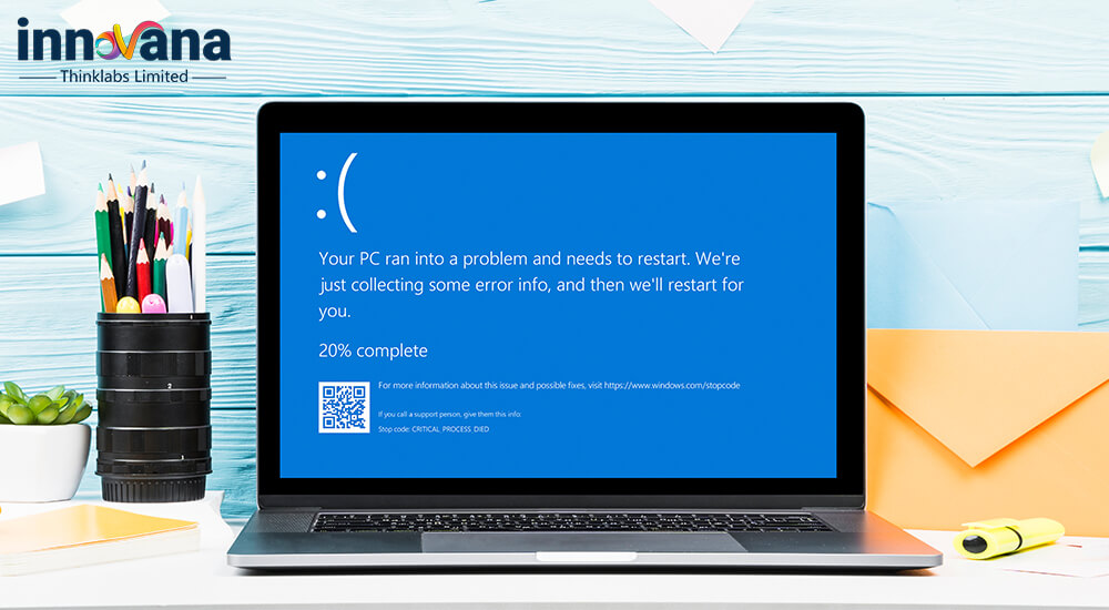 Fix Blue Screen of Death (BSOD) erros on Windows 8