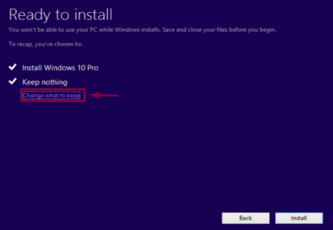 Steps to upgrade from Windows 7 to Windows 10-2