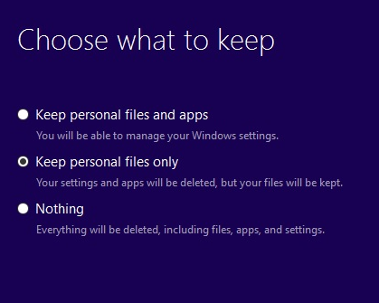 Steps to upgrade from Windows 7 to Windows 10-3