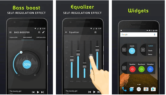 Music Equalizer & Bass Booster