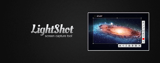 Light Shot- best free snipping tool for windows 10