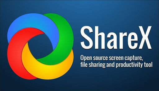 ShareX- best free snipping tools for Windows