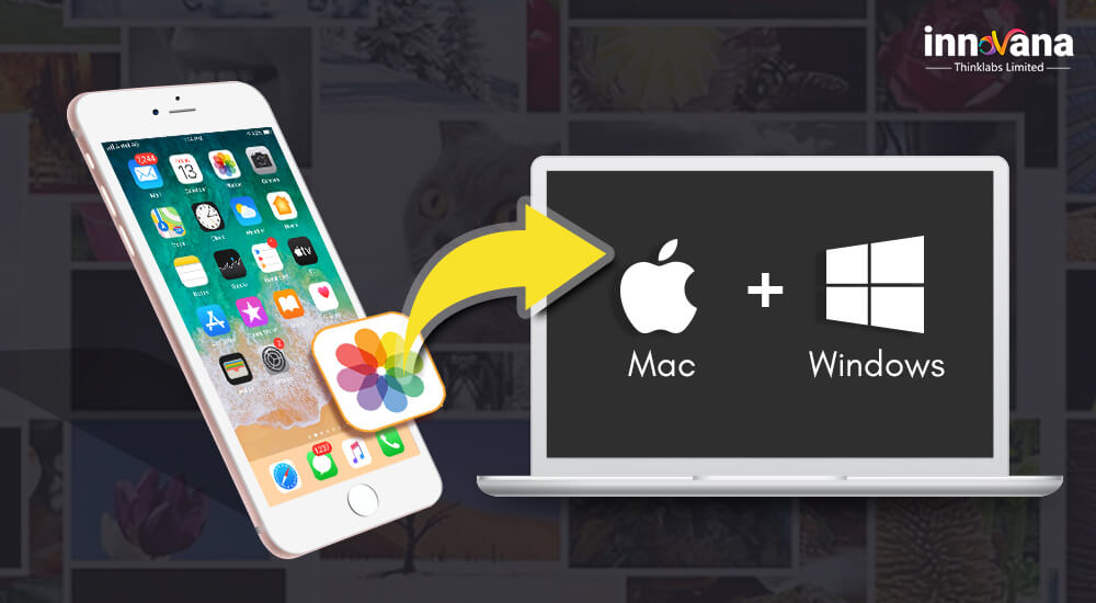 How to Transfer Photos from iPhone to PC (Windows/Mac)