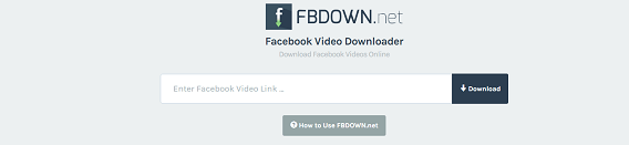 FDOWN - fb video downloader