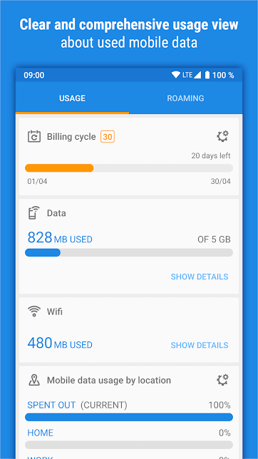 Traffic Monitor - Best Data Usage Apps for Android in 2020
