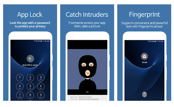 App Lock-Fingerprint