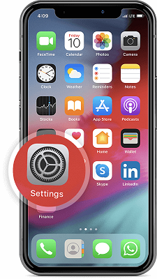iPhone-X-Delete-Apps-by-Using-Settings