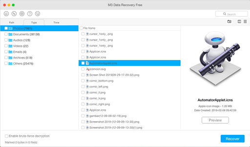 M3 Mac Data Recovery- Data Recovery Software Mac Free