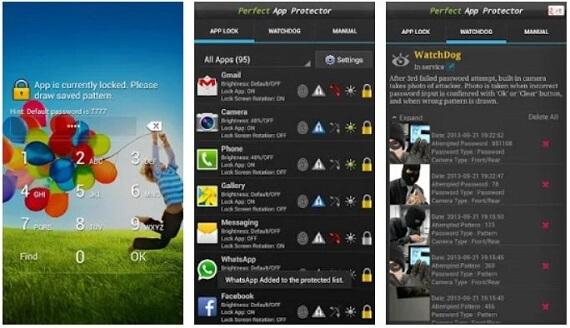 Perfec AppLock (App Protector)