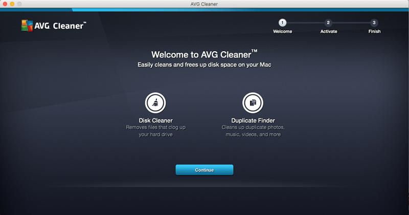 AVG Cleaner for Mac