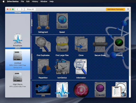 Drive Genius -Best Mac Cleaner apps