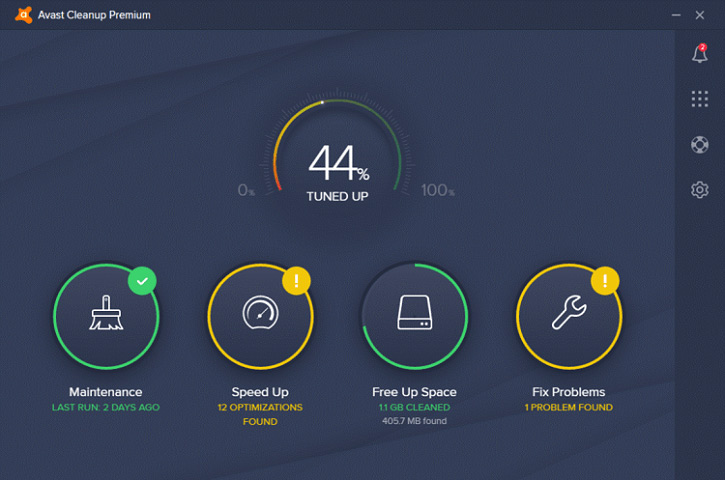 Avast-Clean-Up - CCleaner Alternatives PC