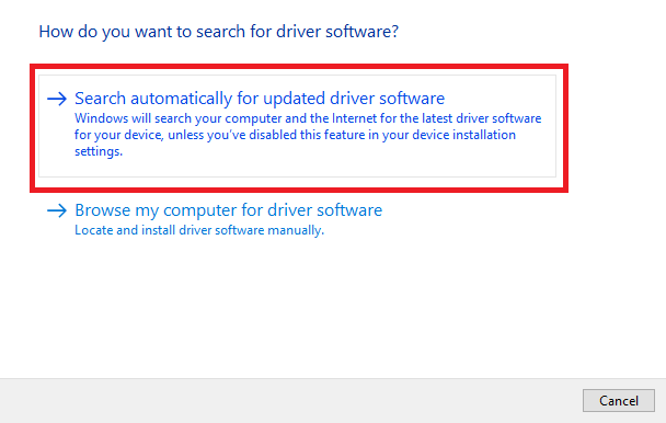 Install and update graphics Drivers with Windows Device Manager