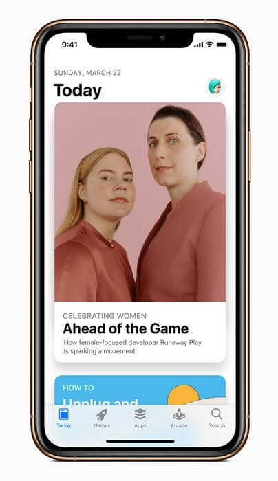 "Apple announces ""She Creates"" to celebrate International Women's Day-0"