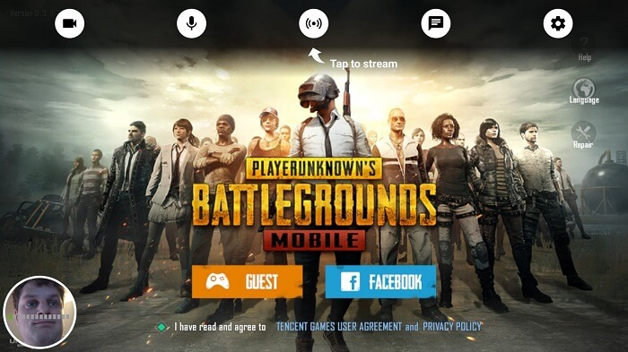 How to Live Stream PUBG Mobile from your Android-4