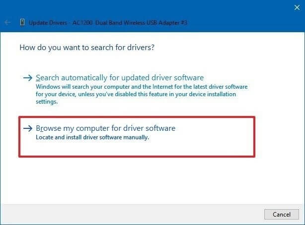 How to manually back up and restore drivers on Windows 10-4