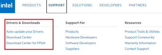 Find the Bluetooth driver from the manufacturer's website