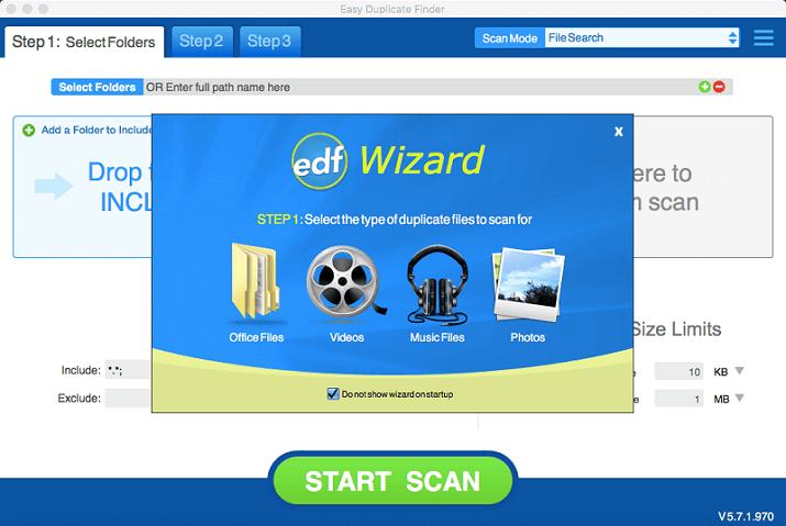easyduplicate finder- Free Duplicate Photo Finder MAC