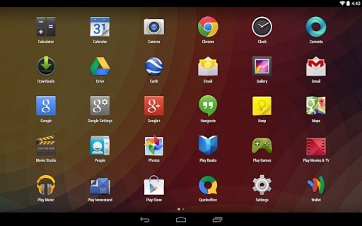 Google Now Launcher- The Best Android Launcher