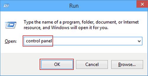 Change the display resolution settings
