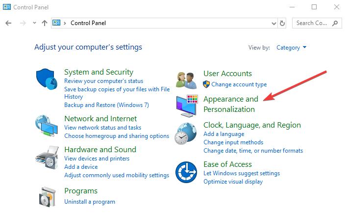 Change the display resolution settings-1