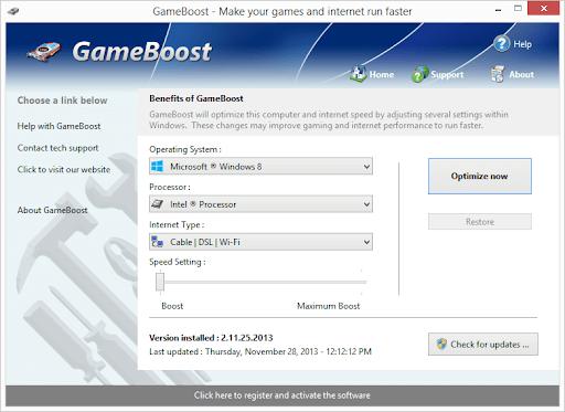 GameBoost