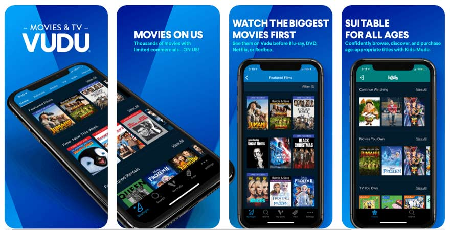 15 Best Free Movie Apps For Android and iOS 2020 (Legal authorized)