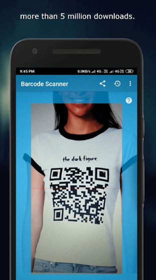 Barcode Scanner by Barcode Scanner