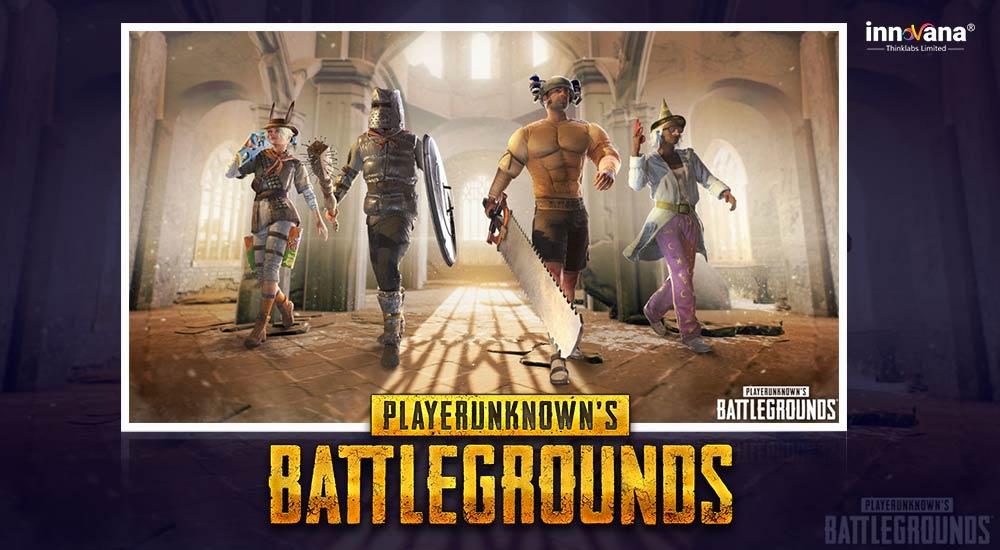 Fantasy-Battle-Royale---PLAYERUNKNOWN'S-BATTLEGROUNDS