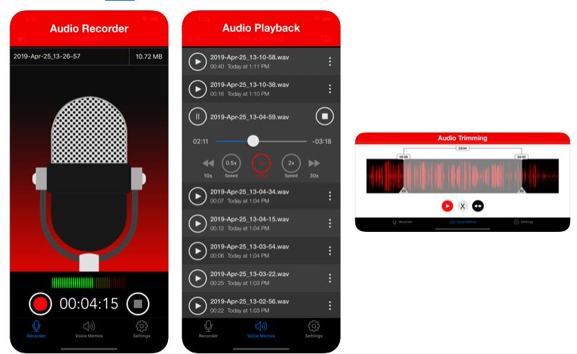 Voice Recorder – Audio Recorder