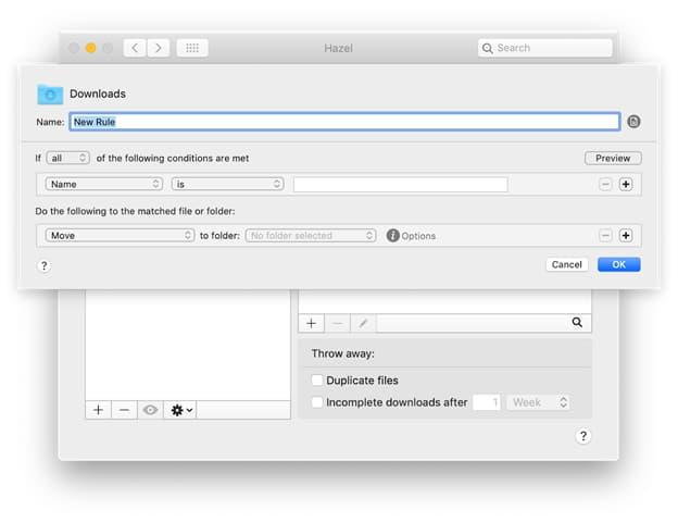 Hazel App For Mac
