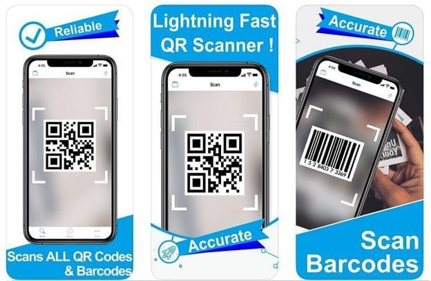 QR Code Reader and QR Scanner