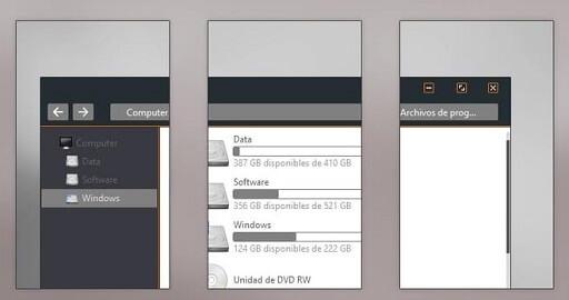 Diversityx VS - One of the best Windows themes