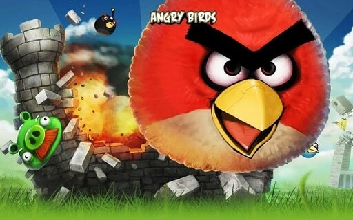 Angry Birds Theme - the best Windows themes