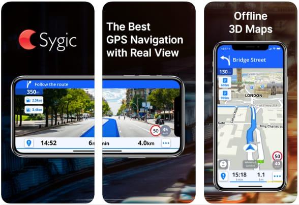 Sygic GPS Nevigation