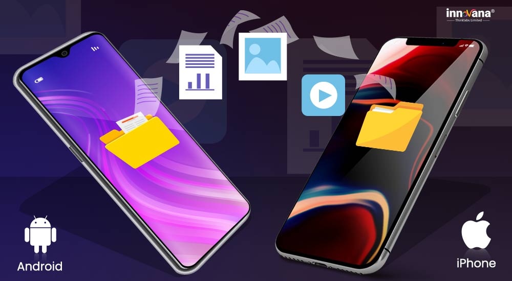 Best File Sharing Apps for Android/iPhone