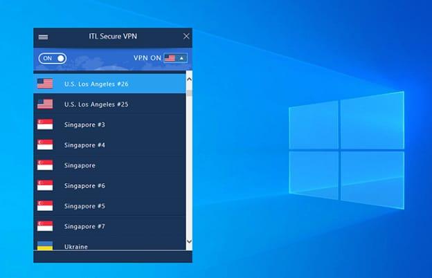 ITL Secure VPN