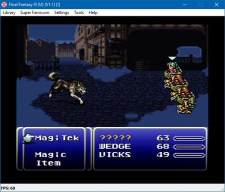 Higan- SNES Emulator for PC, Mac, and Android