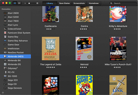OpenEmu- Best SNES Emulator for Android, Windows PC and Mac