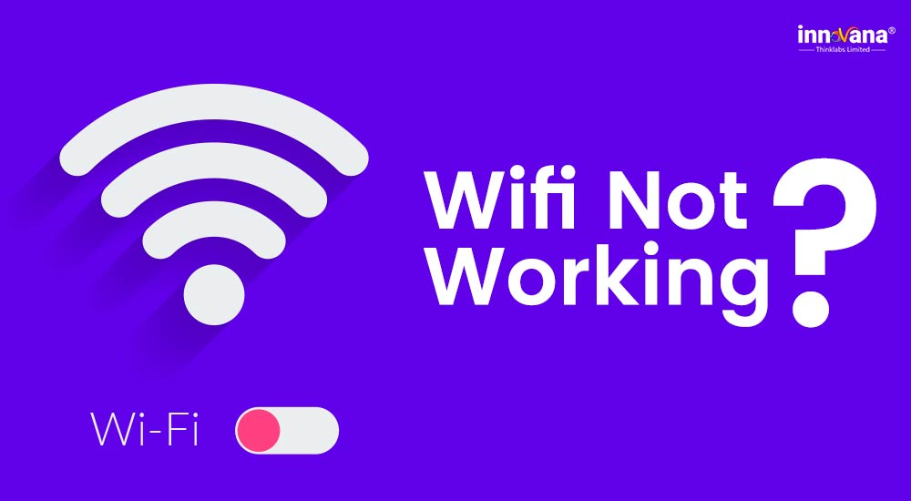 How to Fix WiFi is Not Working in Windows 10, 8, 7 PC