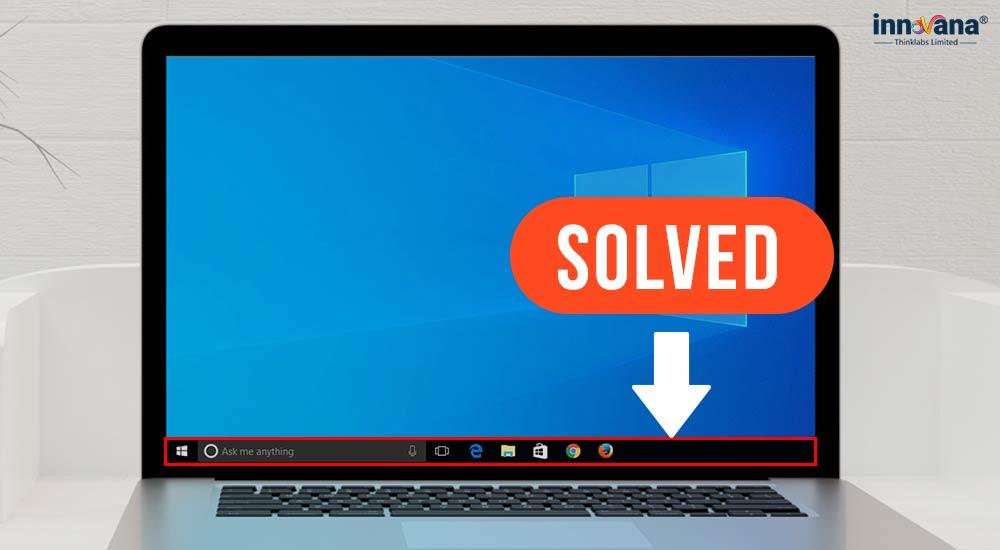 windows-10-taskbar-not-hiding---solved