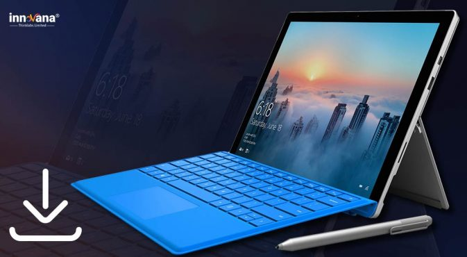 Microsoft-Surface-Pro-4-Drivers-Download-&-Install-in