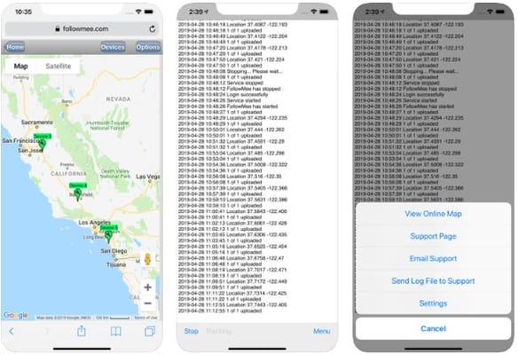 FollowMee GPS Location Tracker