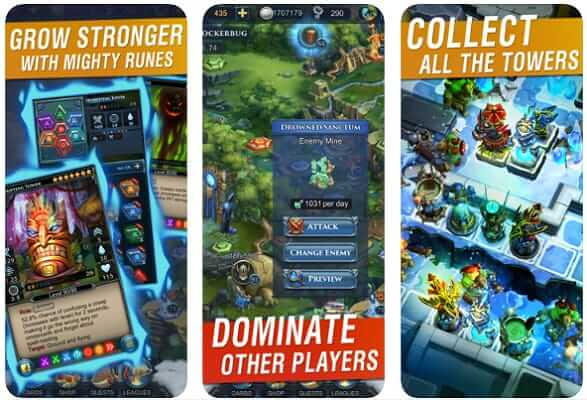 Defender 2- The perfect tower defense games for iPhone