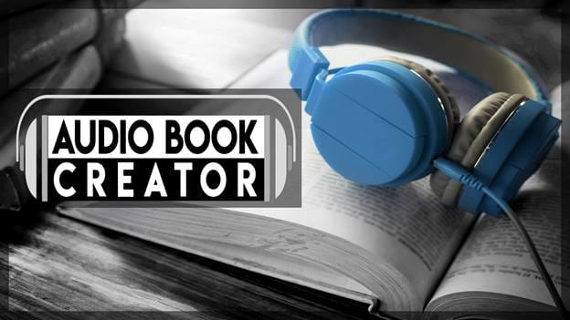 Audio Book Maker-Text Reader