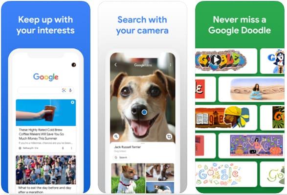 Google (Best Search Engine App)