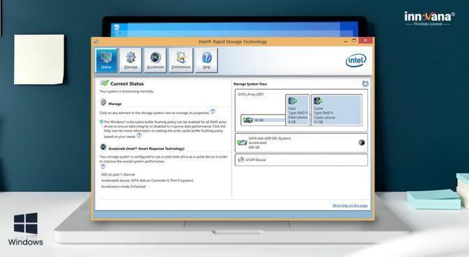 intel-rapid-storage-technology-driver-update-windows-10