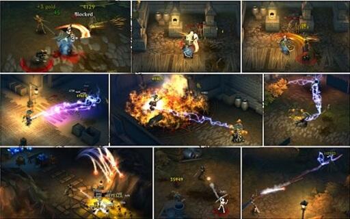 Eternium - best offline rpg game