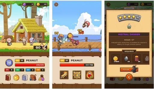Postknight - best offline rpg games for android phone